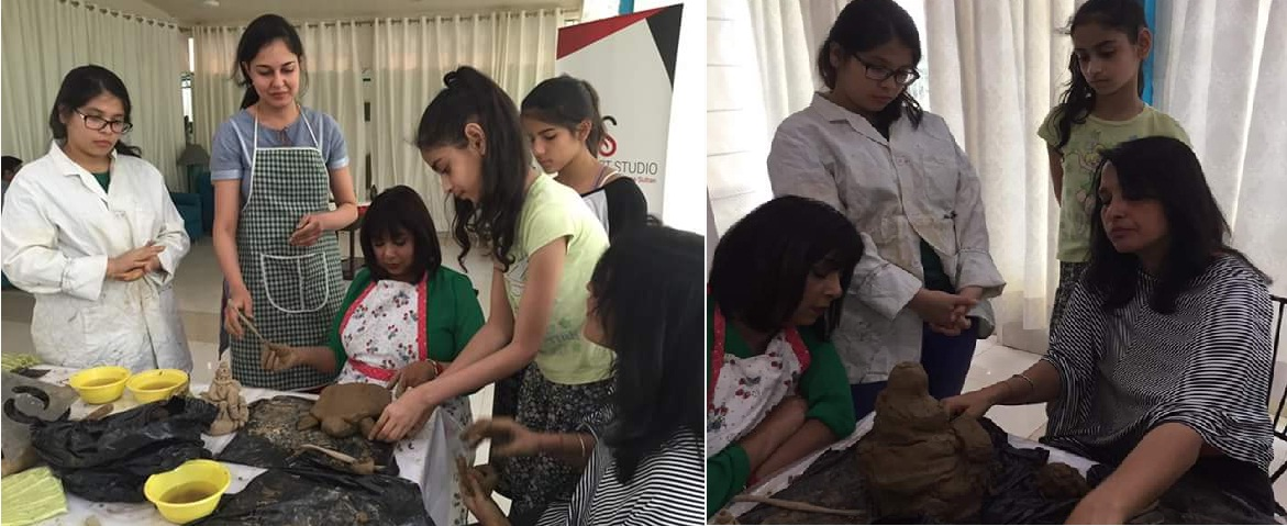 Sculpting Classes in Delhi