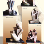 sheela chamaria - sculpture