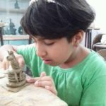 Clay Modeling for Kids
